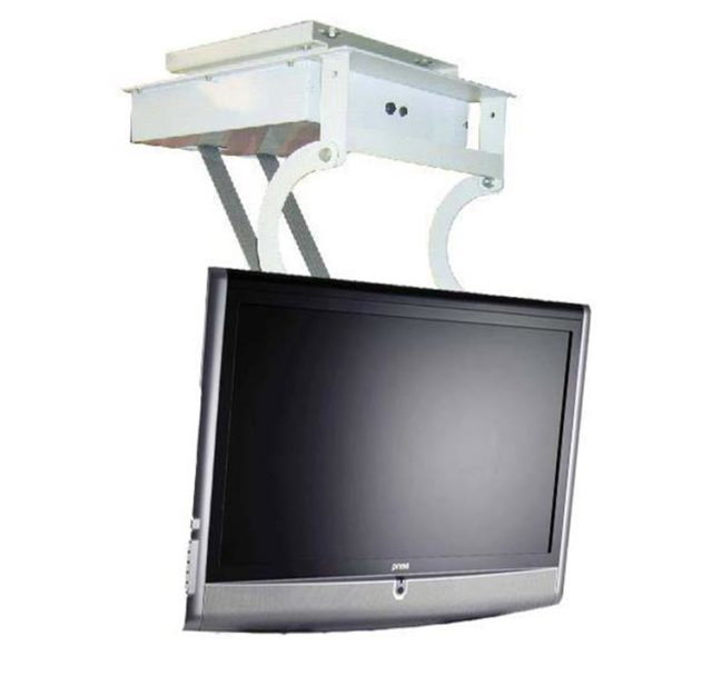Моторизированный ТВ кронштейн