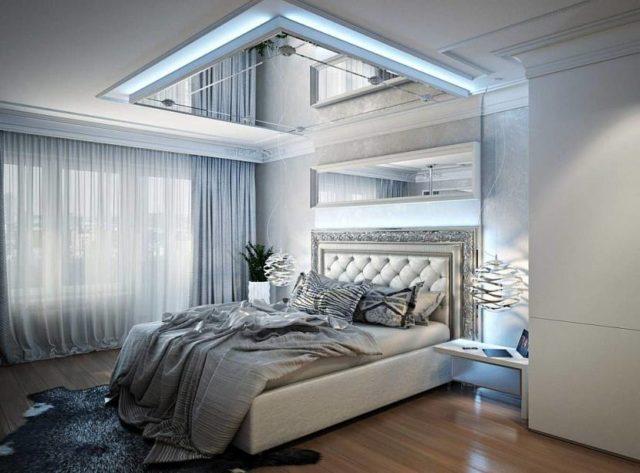 Панель над кроватью