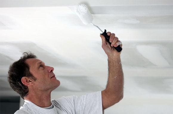 распылитель для побелки потолка