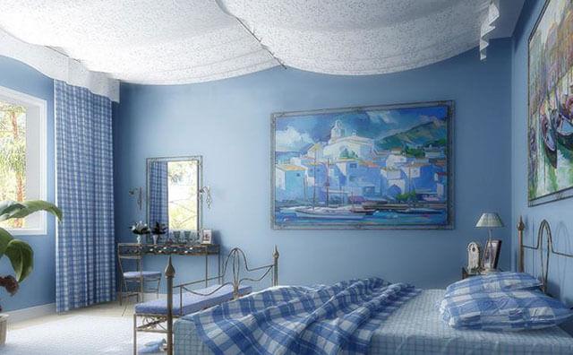 подвесной потолок из ткани