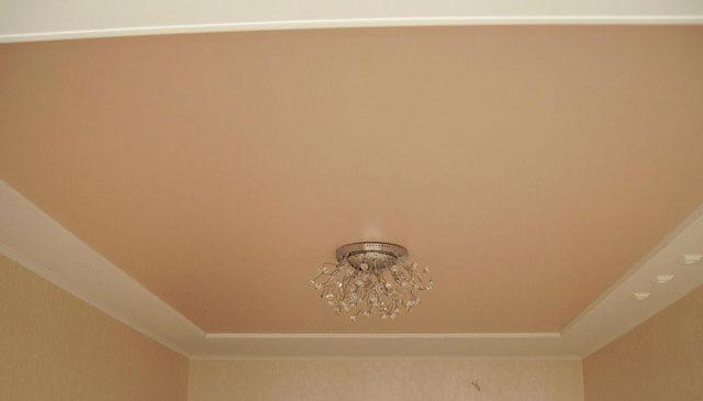краска акриловая для потолка