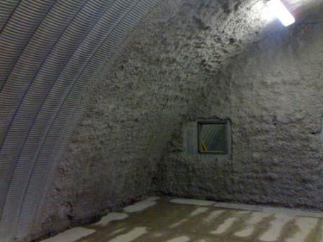 Звукоизоляция потолка эковатой