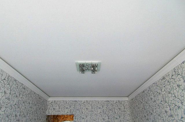 материалы для натяжного потолка
