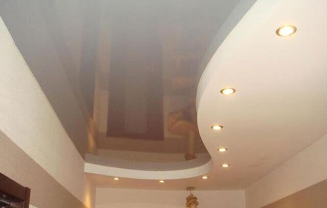как правильно выбрать натяжные потолки