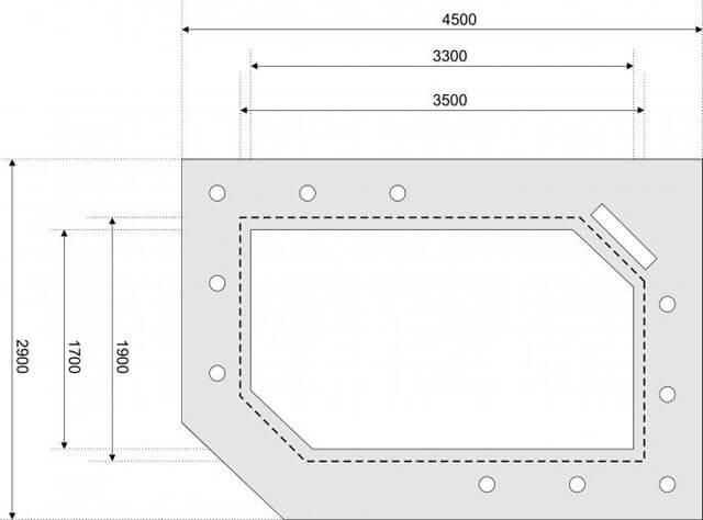 как из гипсокартона сделать многоуровневый потолок