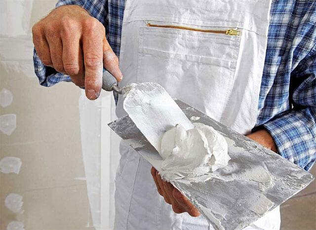 клей шпаклевка для потолочного плинтуса