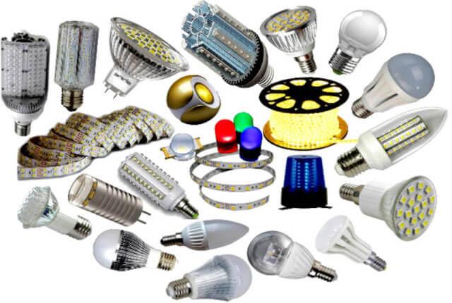 схема подключения потолочных светодиодных светильников