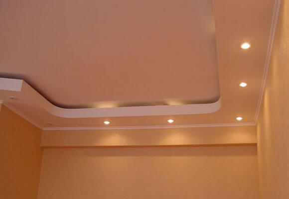 гипрочные потолки