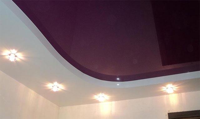 сделать подвесной потолок из гипсокартона