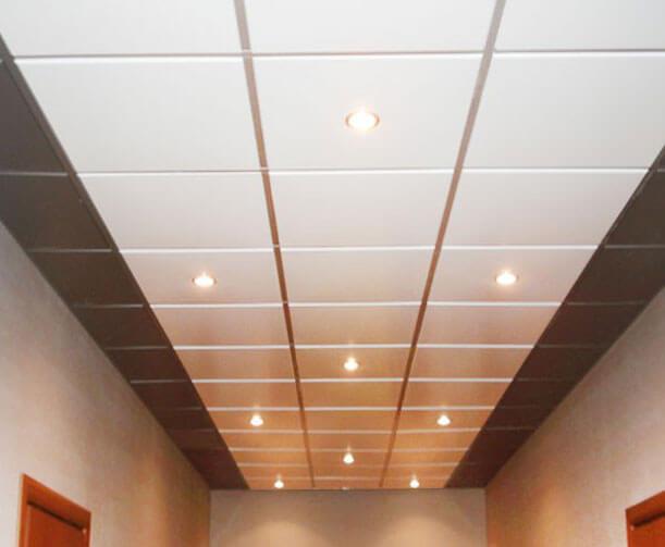 навесной потолок варианты