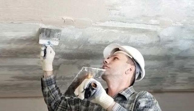 какой водоэмульсионной краской лучше покрасить потолок