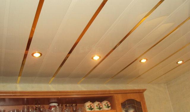 реечный потолок своими руками пошаговая инструкция