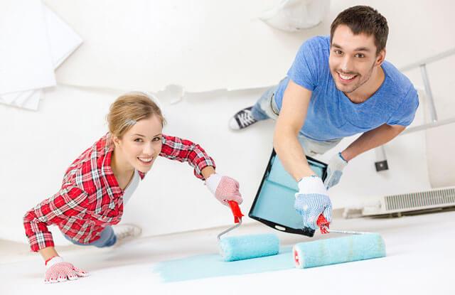 на какой стадии ремонта делают натяжные потолки