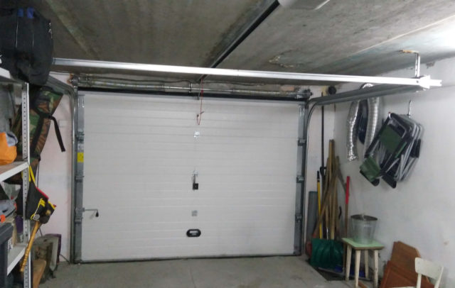 Конденсат в гараже