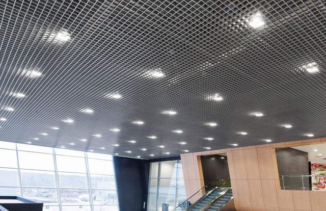 готовые подвесные потолки