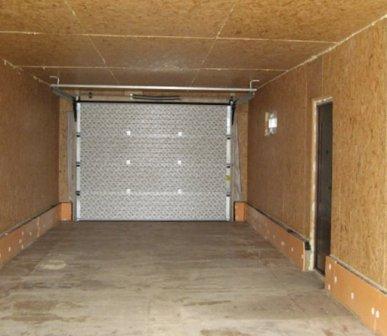 фанера для отделки гаража