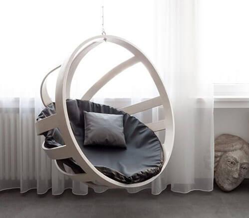 кресло на потолок