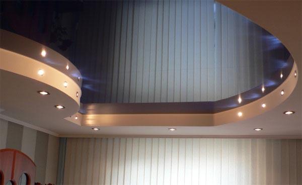 зеркальные плиты для подвесного потолка