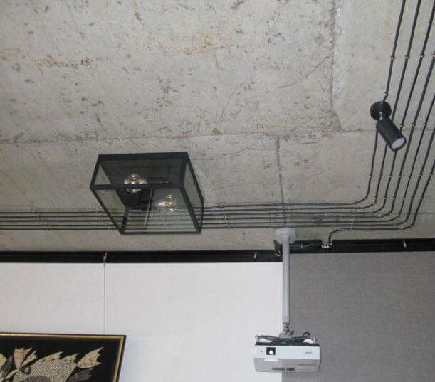 кронштейн для проектора на потолок