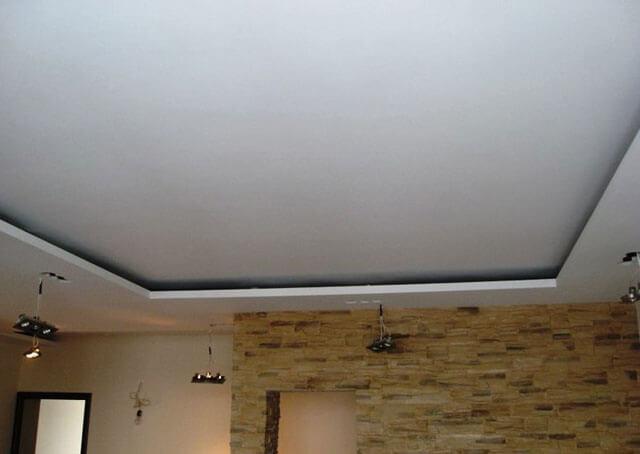 как правильно сделать потолок из гипсокартона