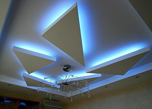 профиль парящий потолок