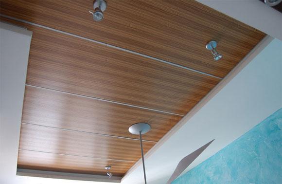 крепление мдф панелей на потолок