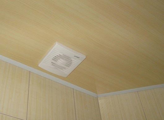 потолок из двп
