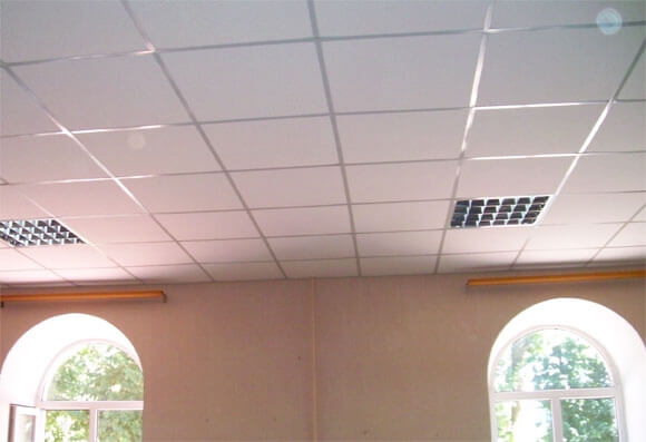 потолки армстронг технические характеристики