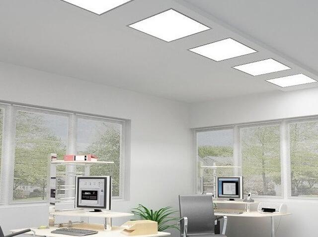 световые панели на потолок