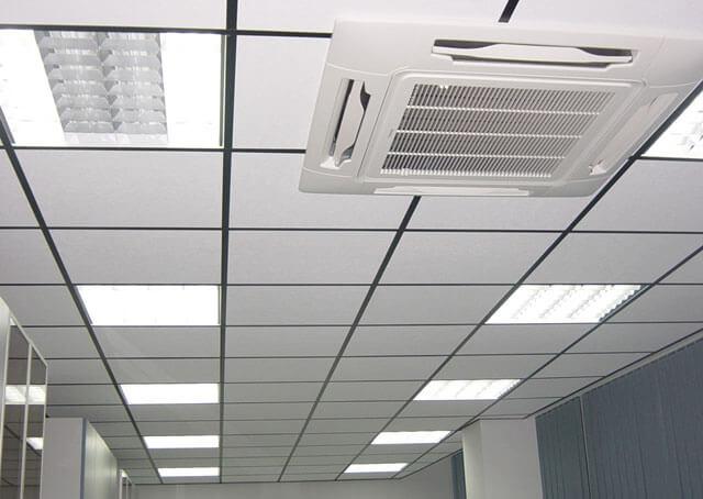 потолок Армстронг технология монтажа