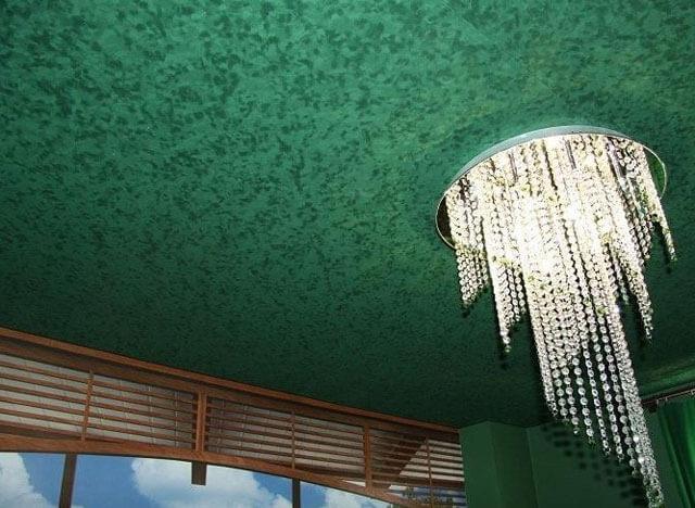 ширина полотен натяжных потолков