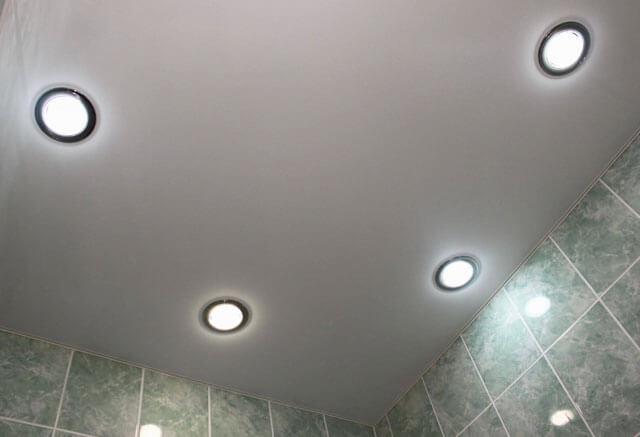 какие лучше точечные светильники выбрать