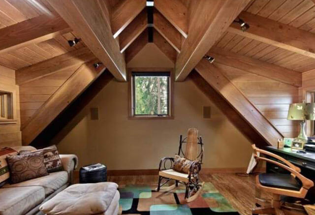 деревянные подвесные потолки