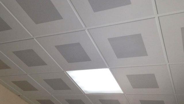 что нужно для навесного потолка