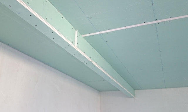 короб под натяжной потолок своими руками