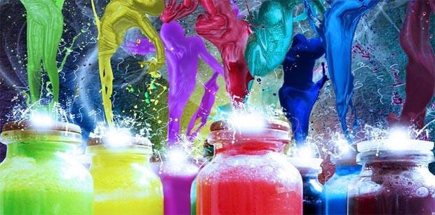 водоэмульсионная глянцевая краска