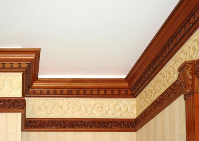 галтели для потолка