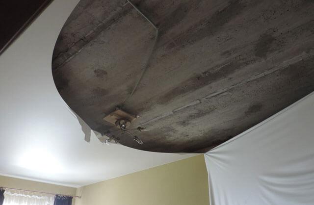натяжной потолок штапиковая система