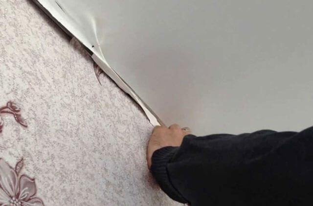 штапик для потолка