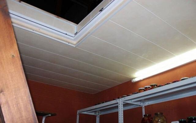 чем утеплить потолок подвала