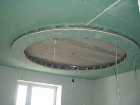 Подвесной элемент в виде круга