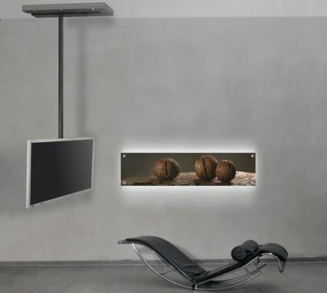 подвесной телевизор