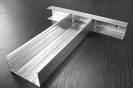 Металлический профиль для каркаса потолка