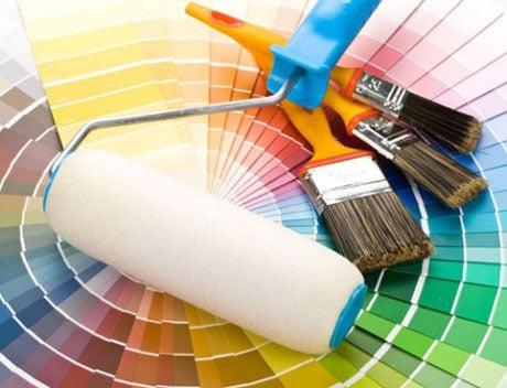Разнообразие краски для потолка