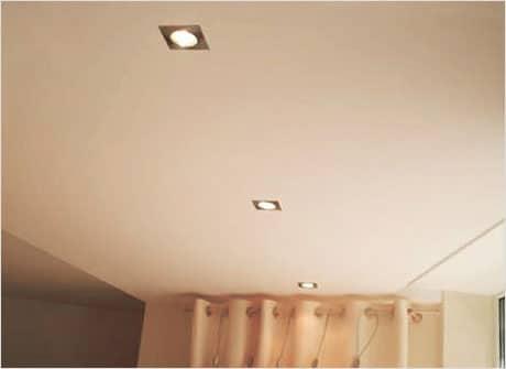 Потолок из кипсокартона