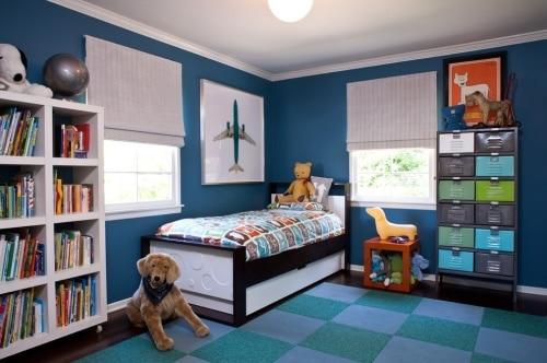 Изящный и приятный для зрения белый потолок