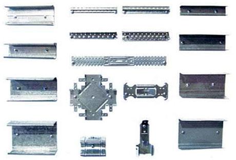 Детали металлического профиля для гипсокартона