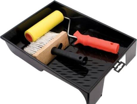 Инструменты для грунтовки потолка