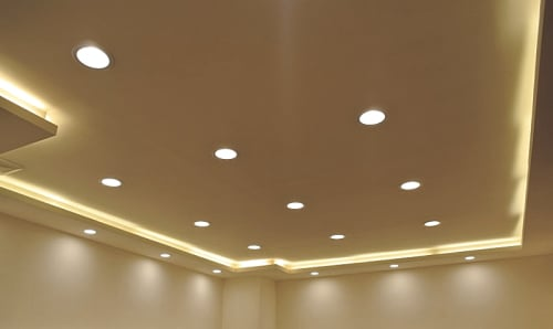 Светильники и светодиодная лента