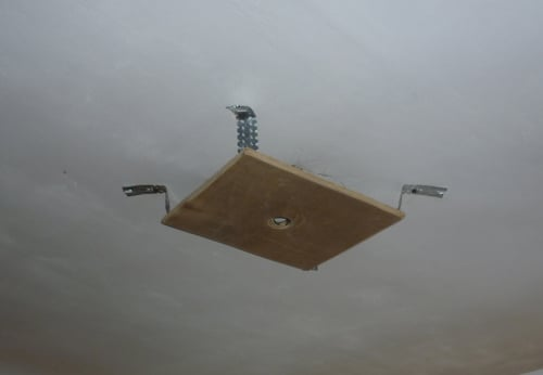 Платформа под светильник
